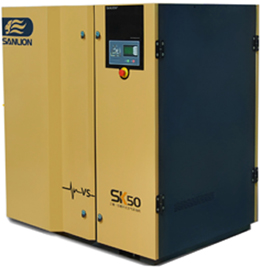 VS系列变频双螺杆式空气压缩机★三狮SANLION空气压缩机